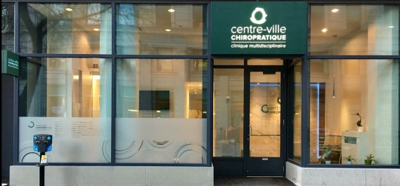 centre-ville chiropratique
